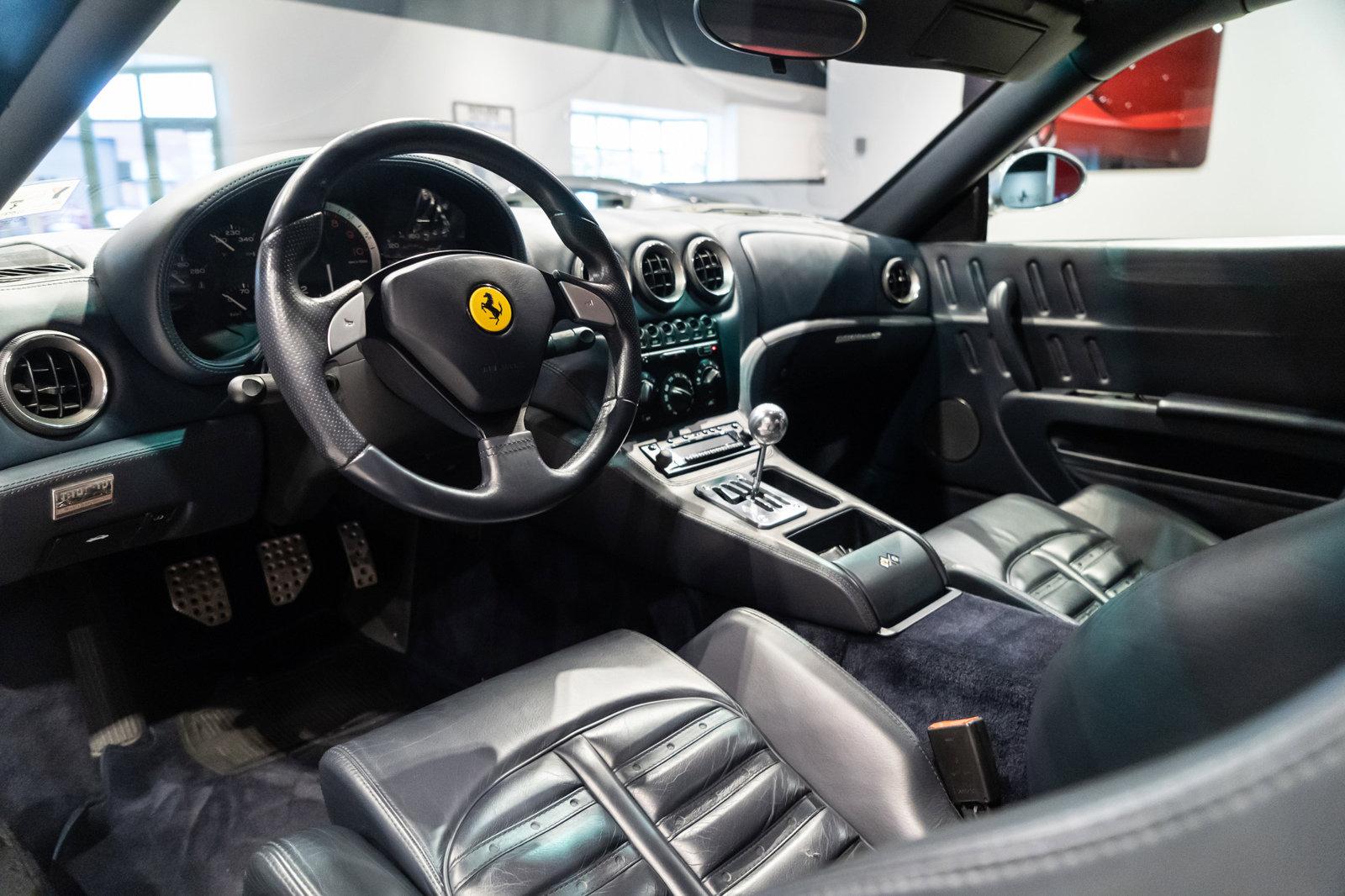 Pre-Owned 2002 Ferrari 575M Maranello