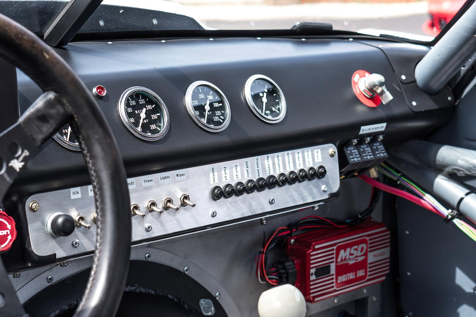 Pre-Owned 1976 Chevrolet Corvette Greenwood Widebody