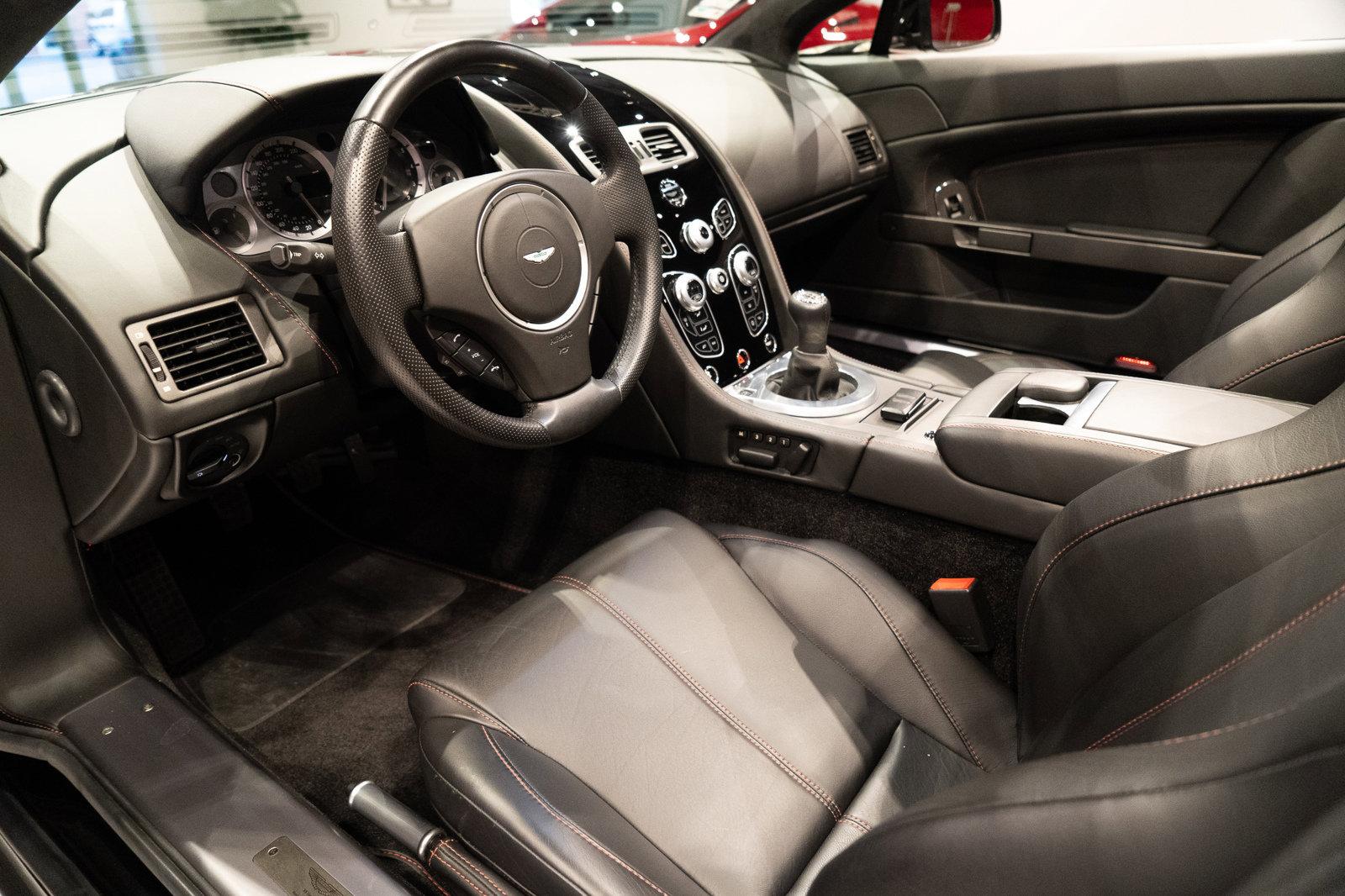 Pre-Owned 2016 Aston Martin V8 Vantage 6-Speed