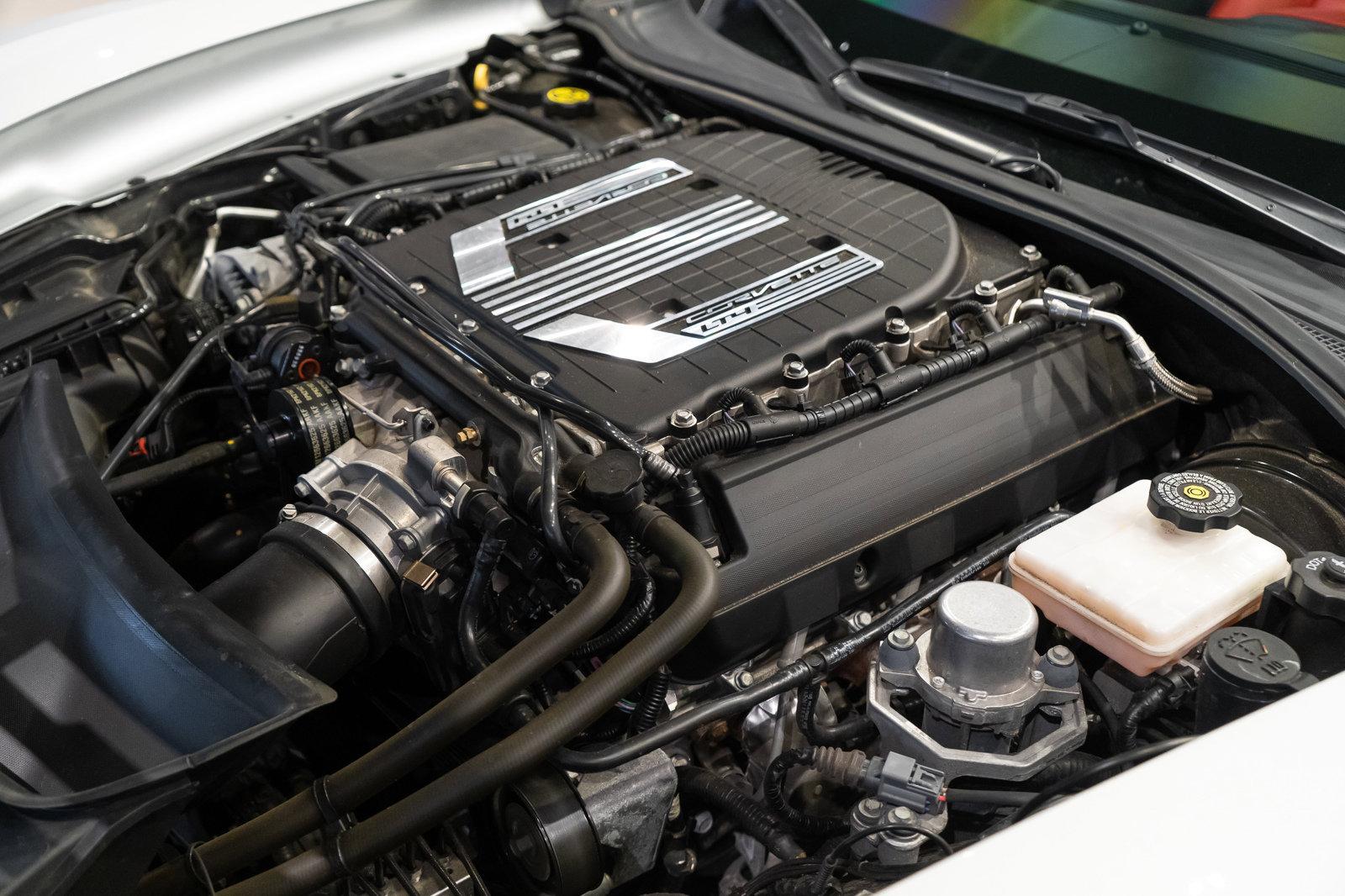 Pre-Owned 2015 Chevrolet Corvette Z06