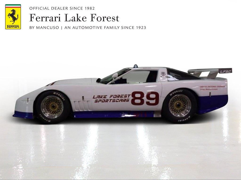 Pre-Owned 1988 Chevrolet Corvette GT1