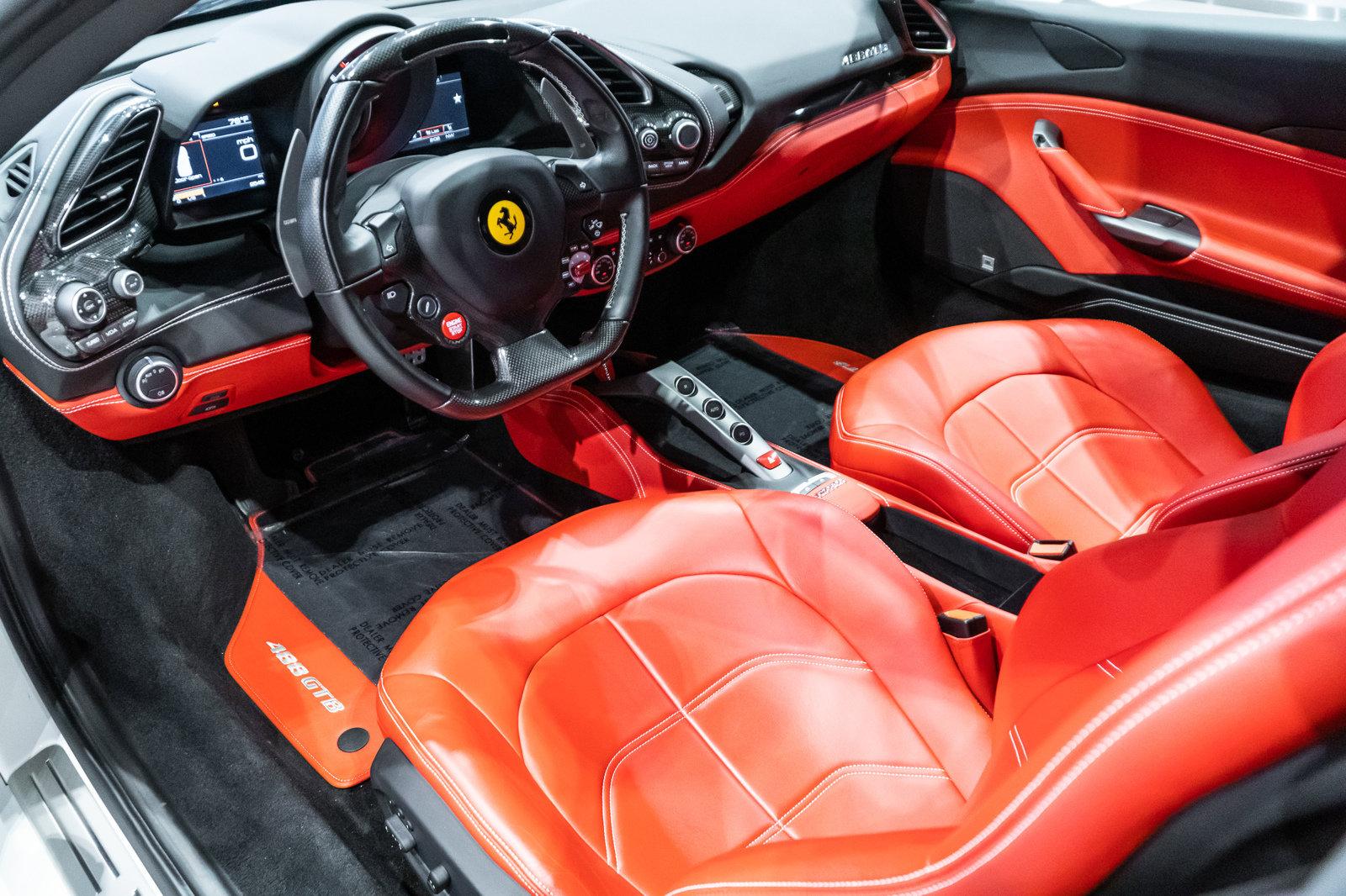 Certified Pre-Owned 2017 Ferrari 488 GTB