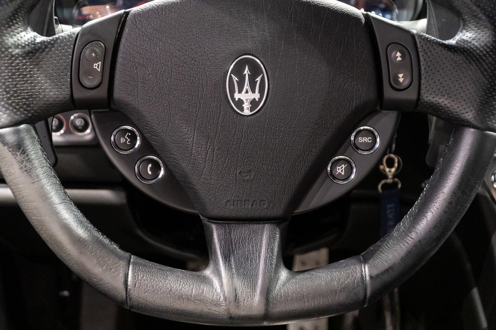 Pre-Owned 2013 Maserati GranTurismo Sport