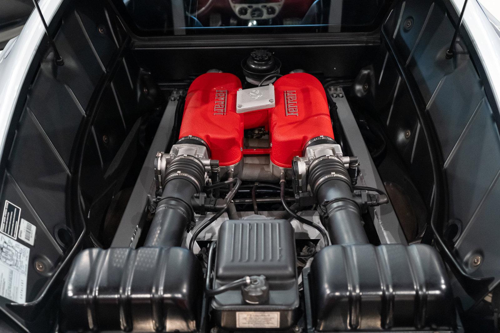 Pre-Owned 2000 Ferrari 360 Modena 6-Speed