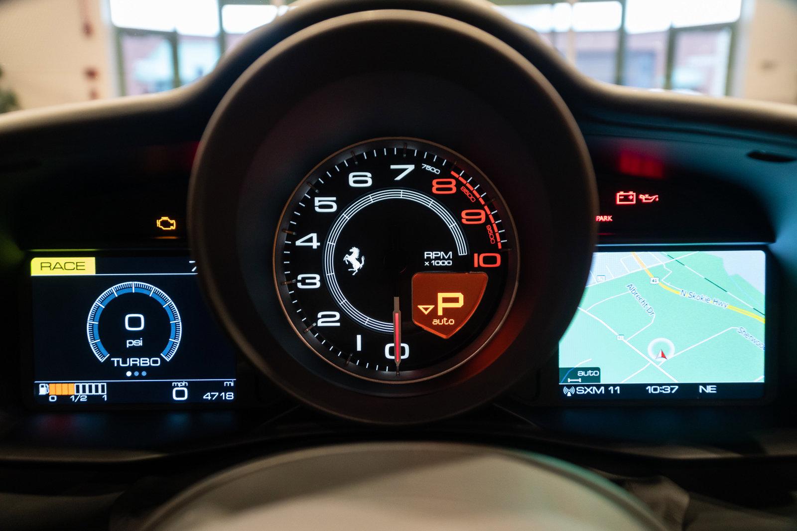 Certified Pre-Owned 2019 Ferrari 488 Spider