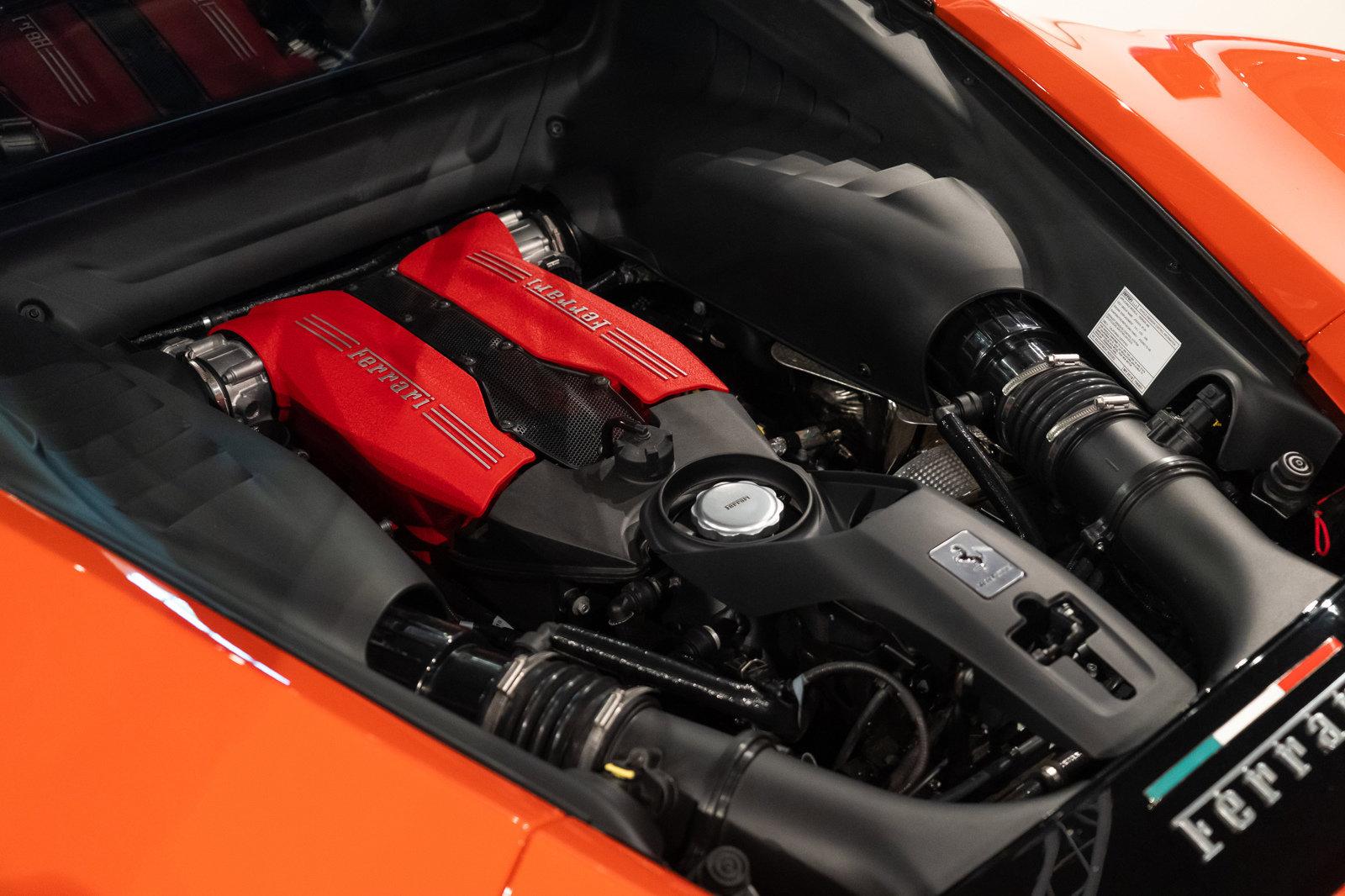 Certified Pre-Owned 2018 Ferrari 488 GTB