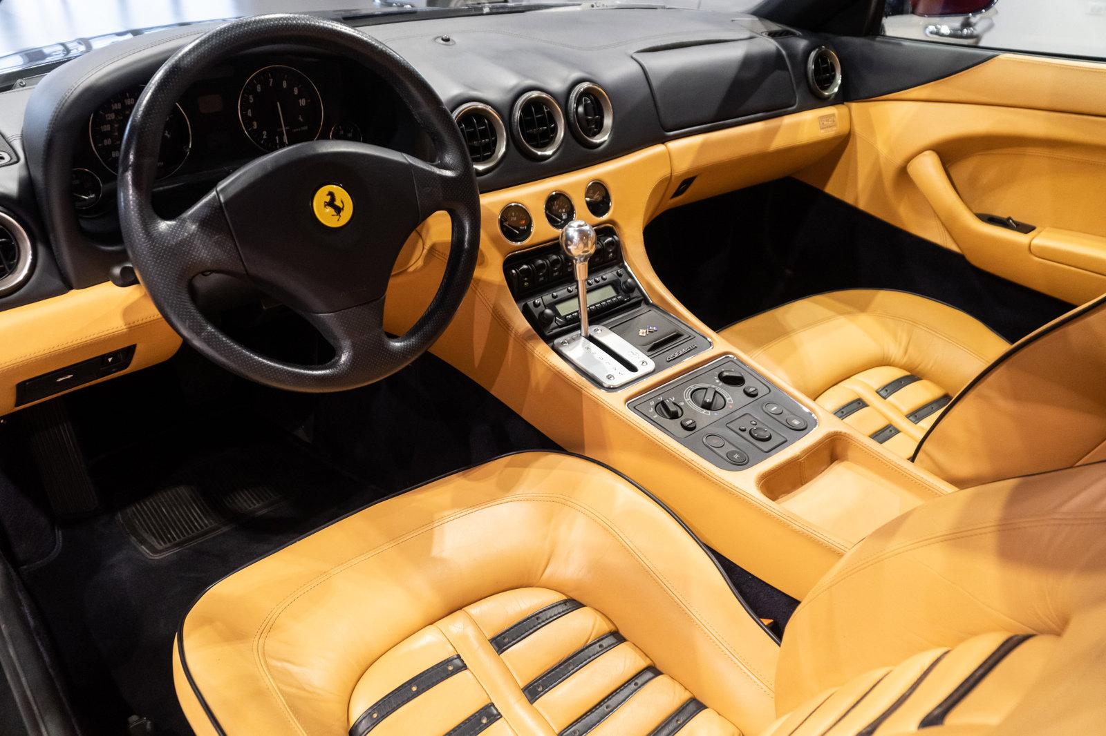 Pre-Owned 2001 Ferrari 456M GTA