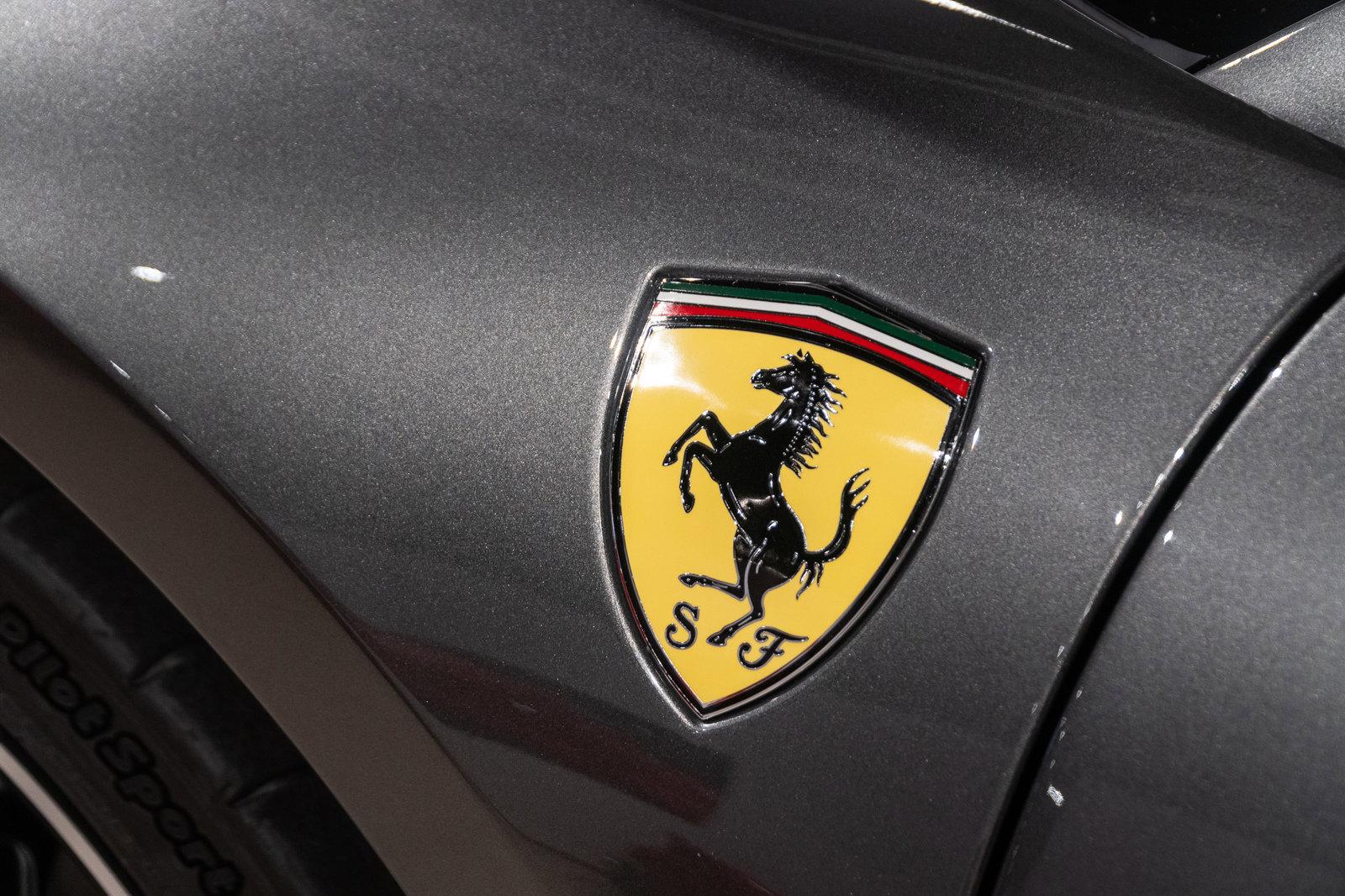 Certified Pre-Owned 2019 Ferrari 488 Pista Spider