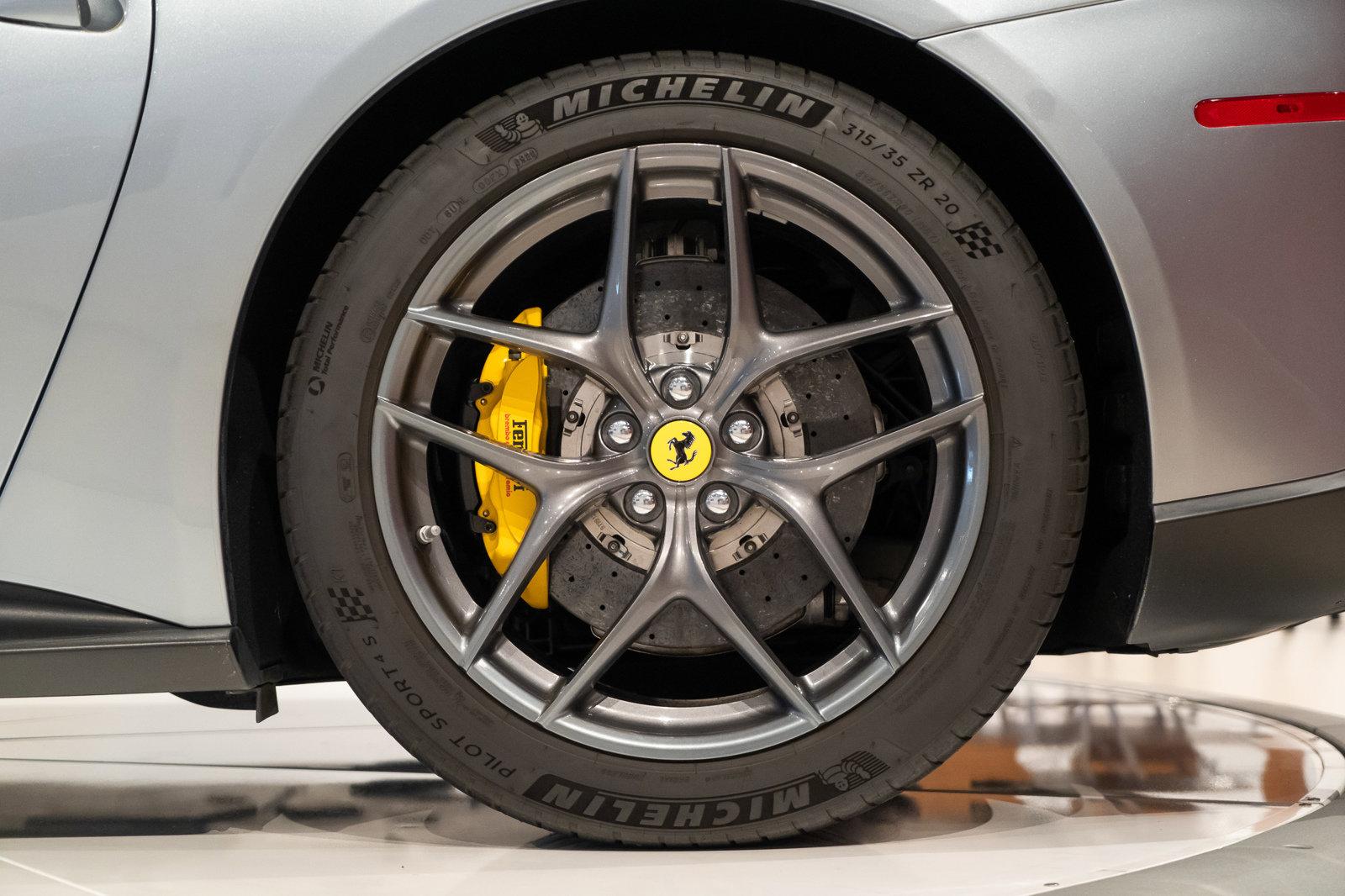 Certified Pre-Owned 2014 Ferrari F12berlinetta
