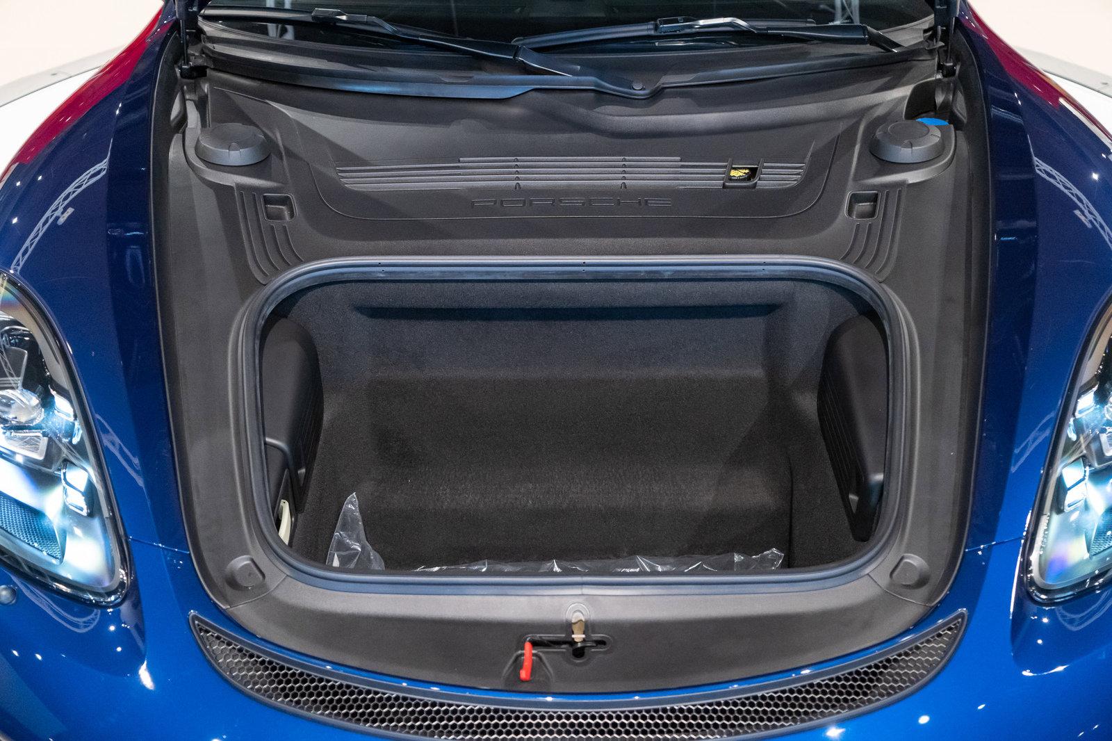 Pre-Owned 2020 Porsche 718 Cayman GT4