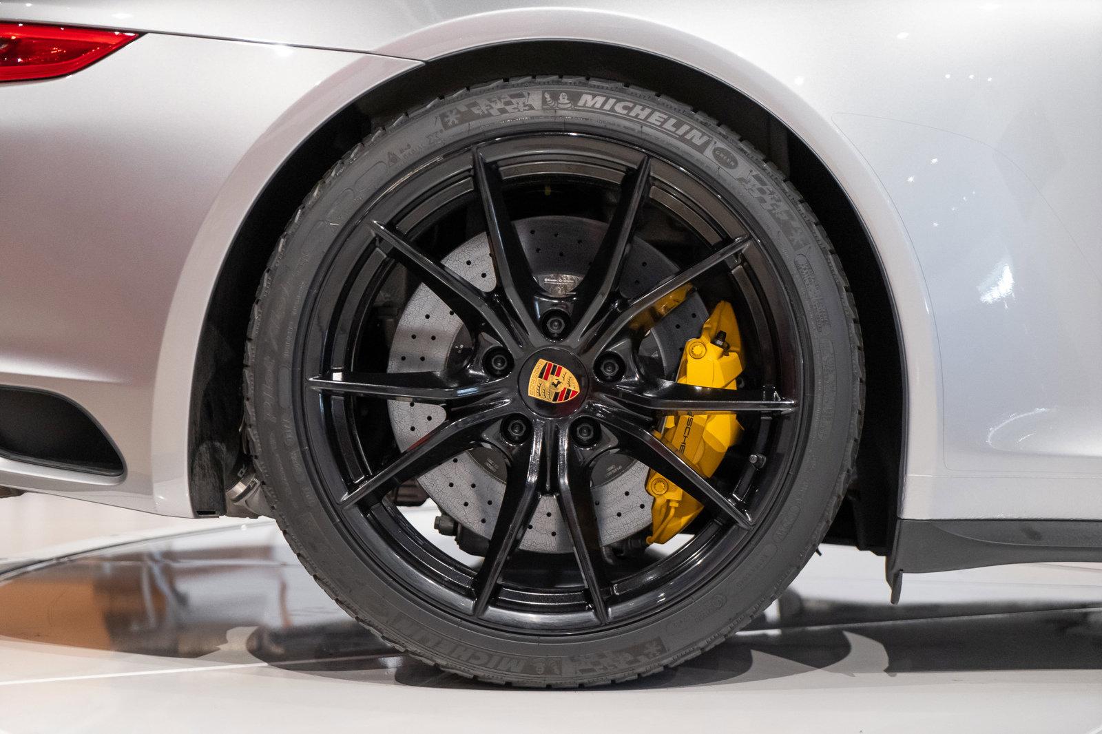 Pre-Owned 2019 Porsche 911 Carrera 4S