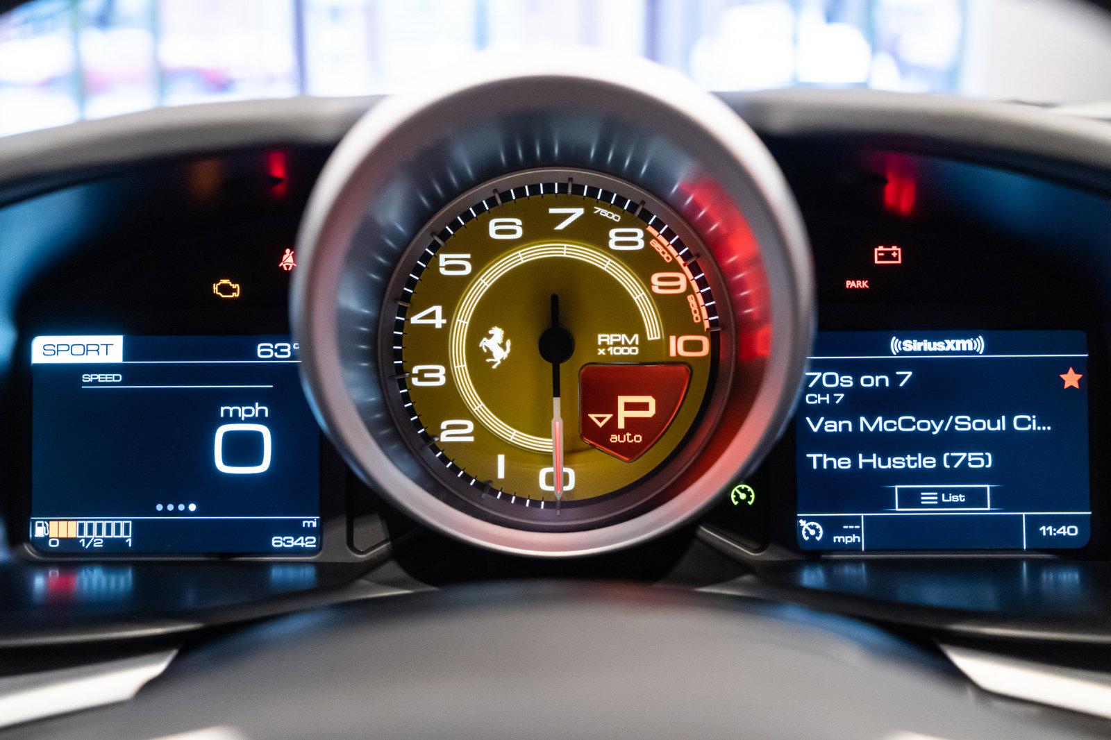 Certified Pre-Owned 2018 Ferrari GTC4Lusso