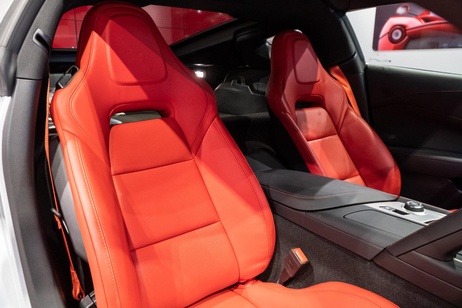 Pre-Owned 2019 Chevrolet Corvette Z06 1LZ