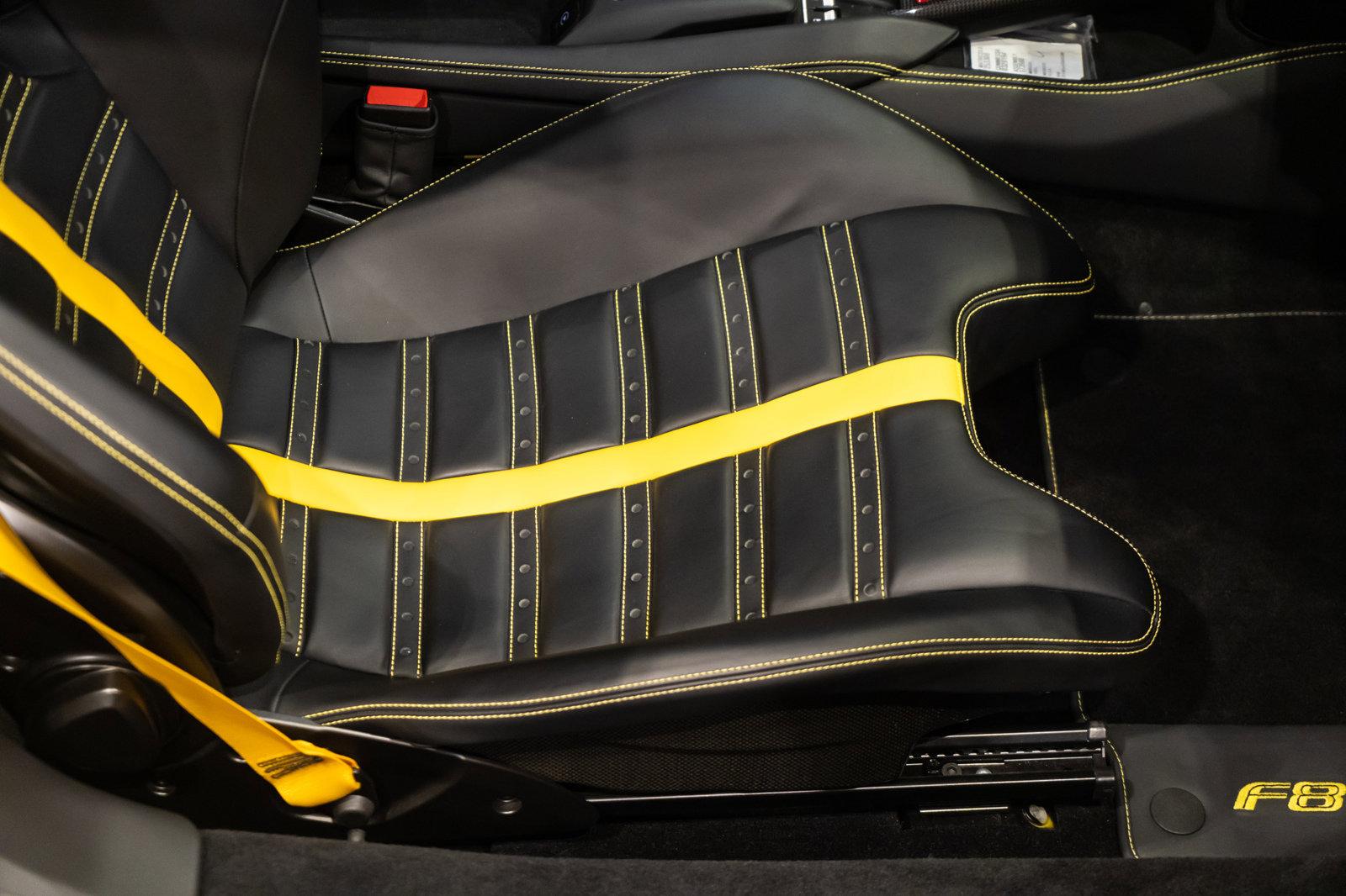 Certified Pre-Owned 2020 Ferrari F8 Tributo