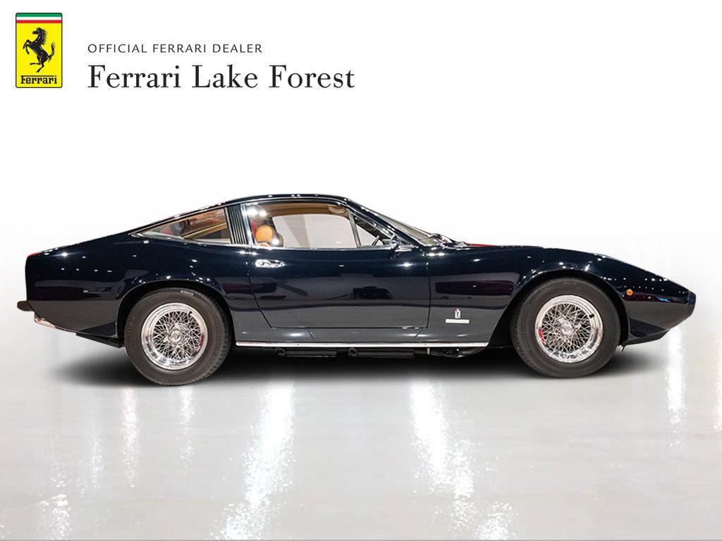 Pre-Owned 1972 Ferrari 365 GTC/4