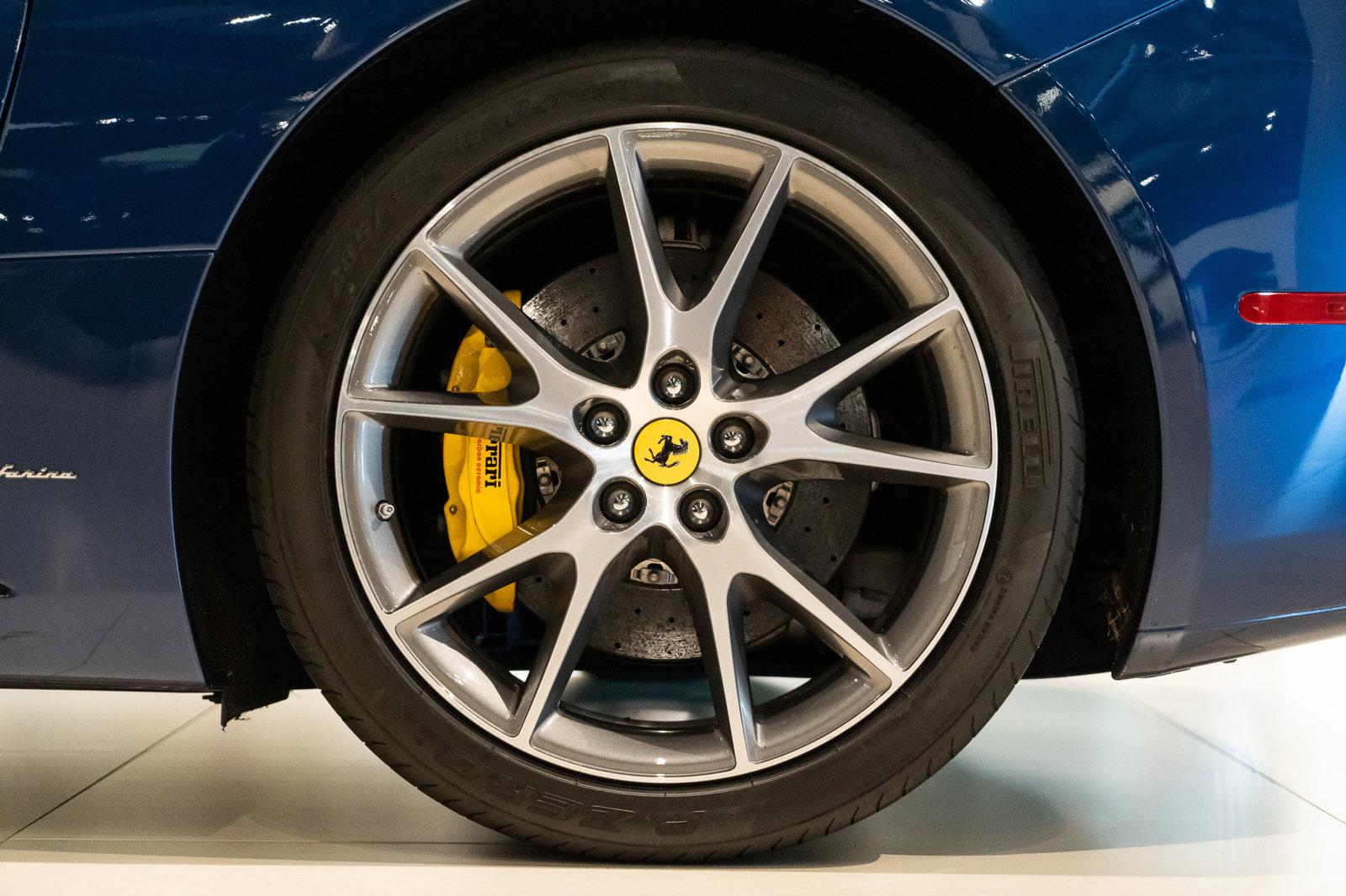 Certified Pre-Owned 2013 Ferrari California