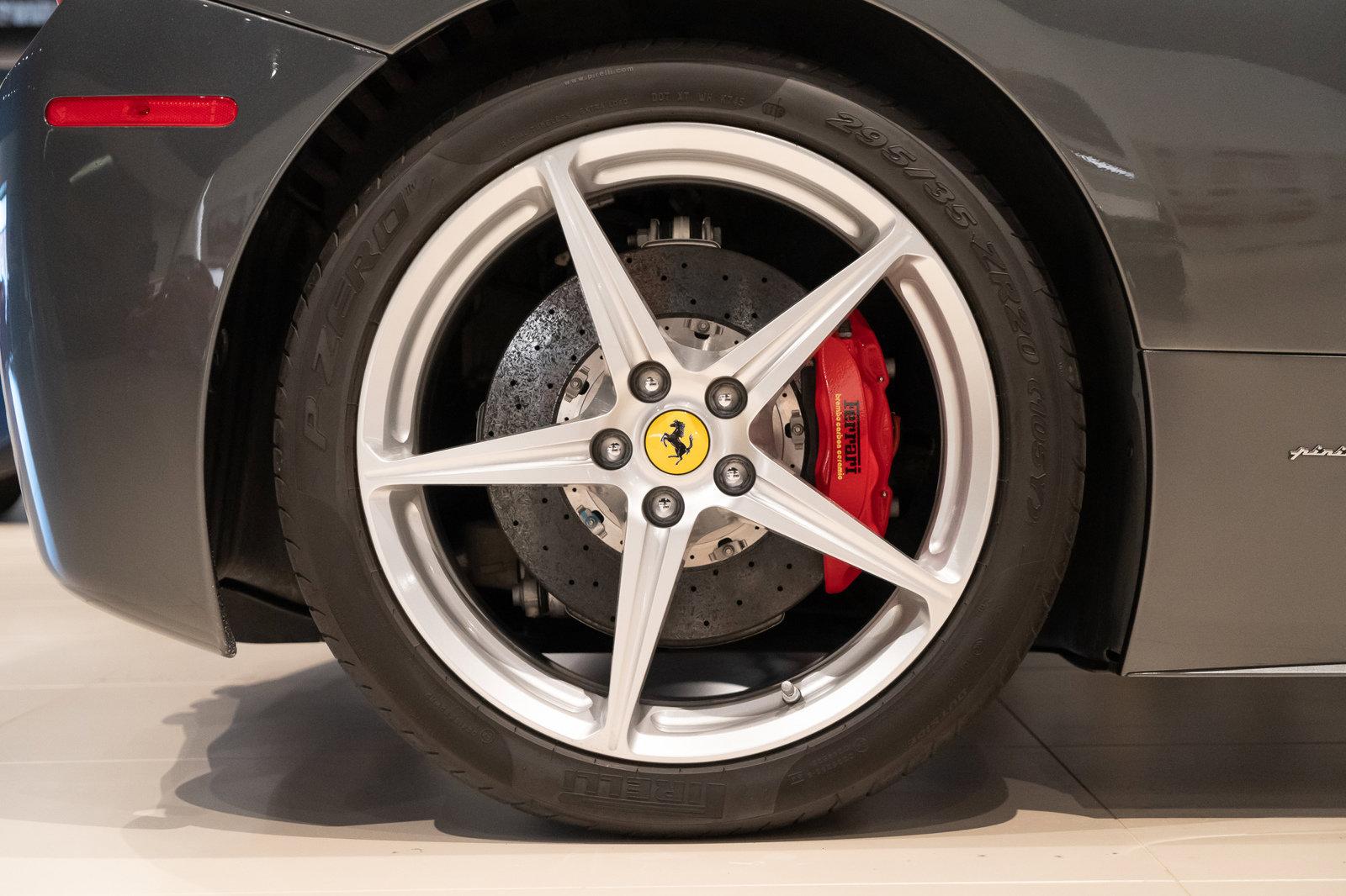 Certified Pre-Owned 2011 Ferrari 458 Italia