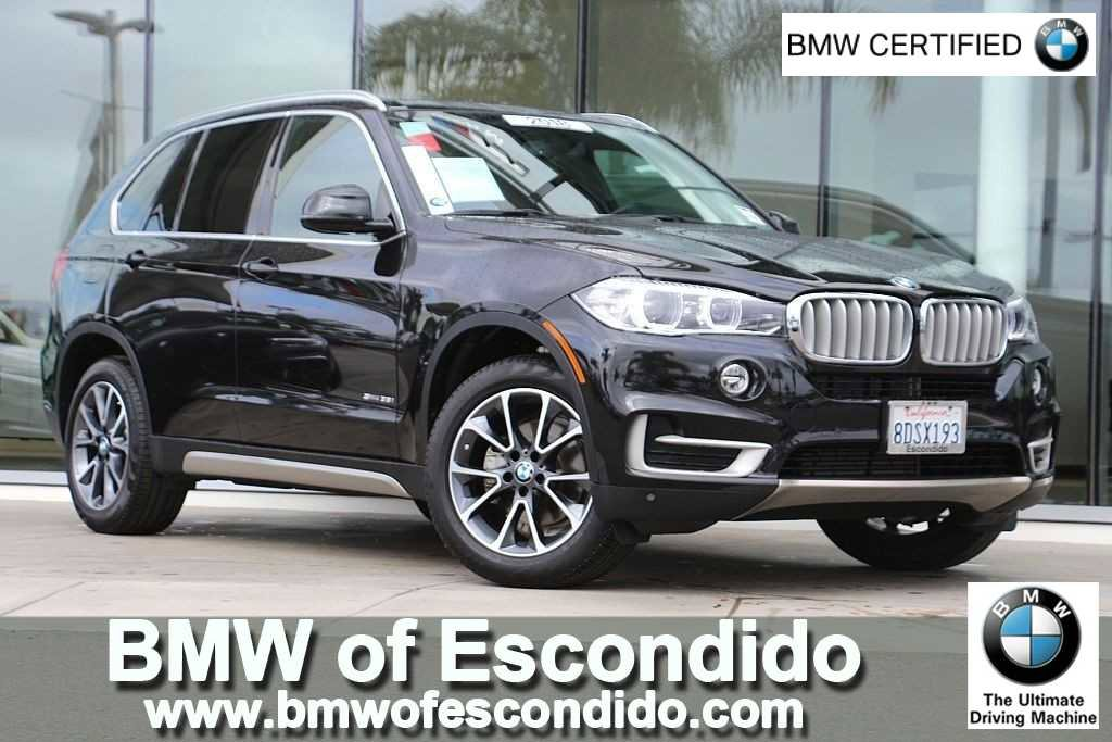 BMW Pre Owned >> Certified Pre Owned 2018 Bmw X5 Sdrive35i Rwd Sport Utility