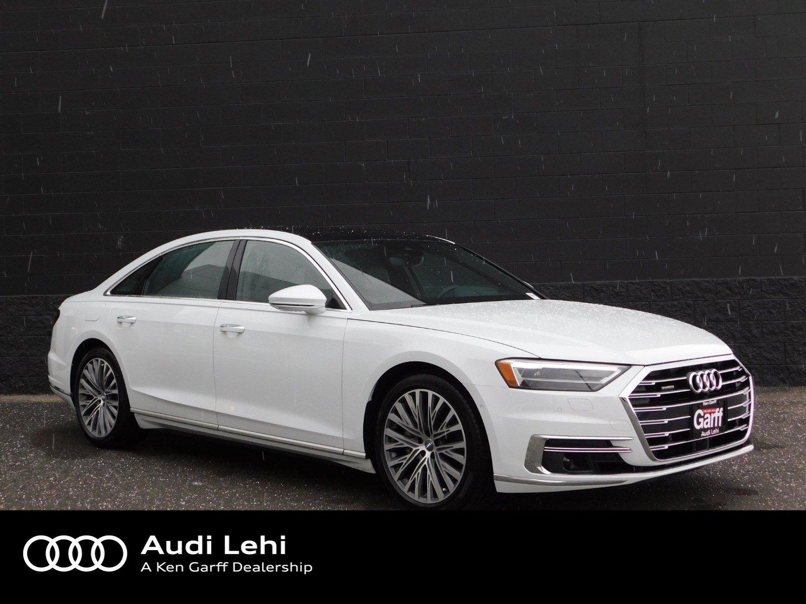 New 2019 Audi A8 L L 55
