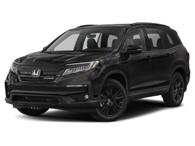 New 2022 Honda Pilot AWD BLACK EDITION
