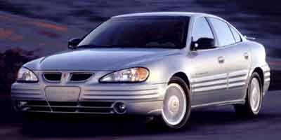Pre-Owned 2001 Pontiac Grand Am SE1