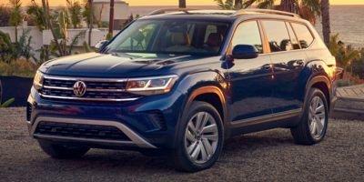 New 2022 Volkswagen Atlas 2.0T SE w/Technology