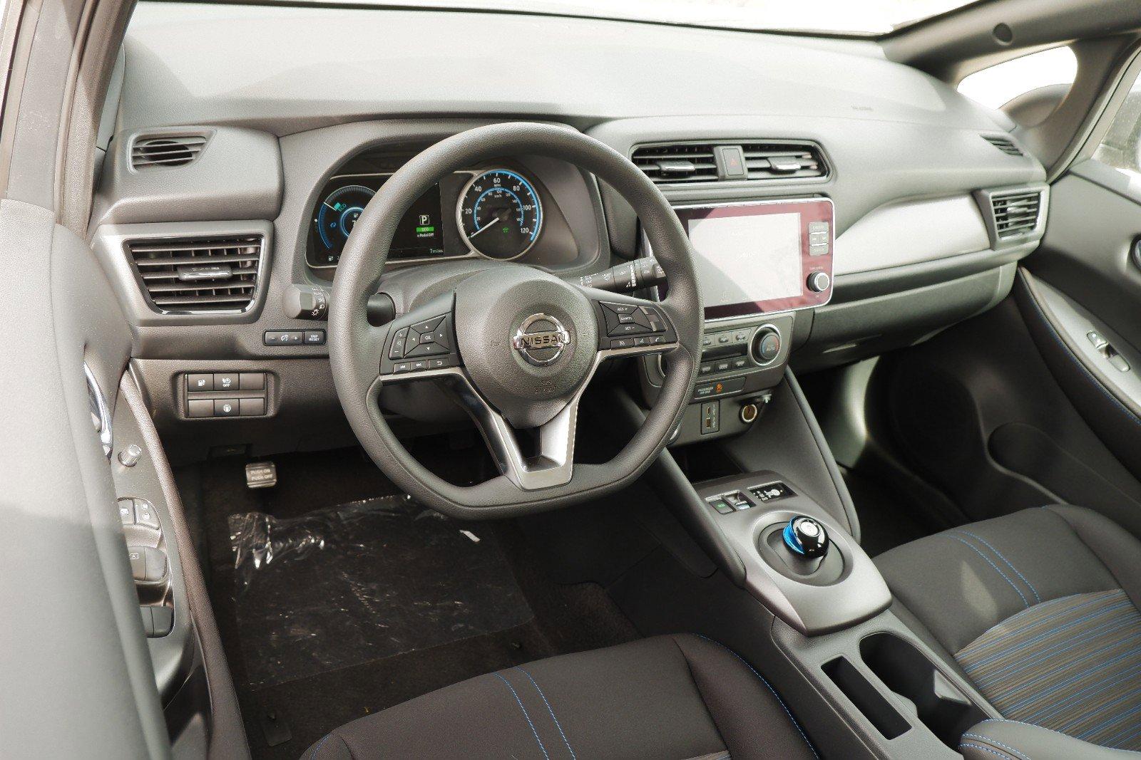 New 2020 Nissan LEAF S PLUS