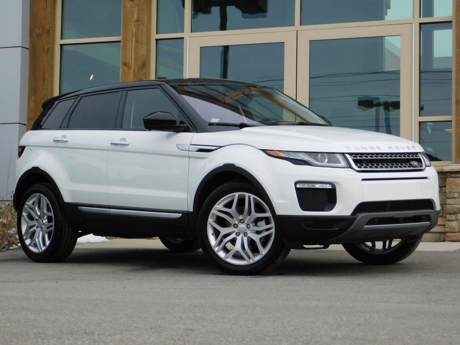 Range Rover Evoque >> New 2019 Land Rover Range Rover Evoque Hse Sport Utility 2r9064