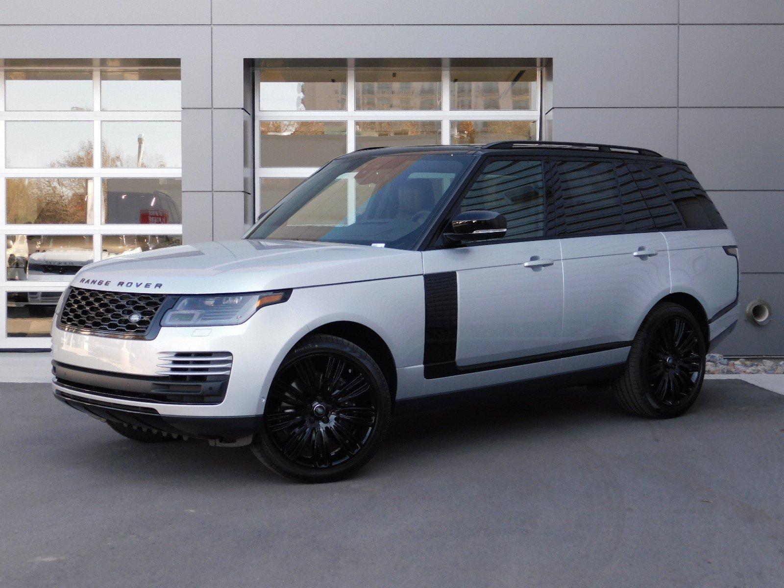 New 2020 Land Rover Range Rover P525 Hse Sport Utility 1r0128 Ken Garff Automotive Group