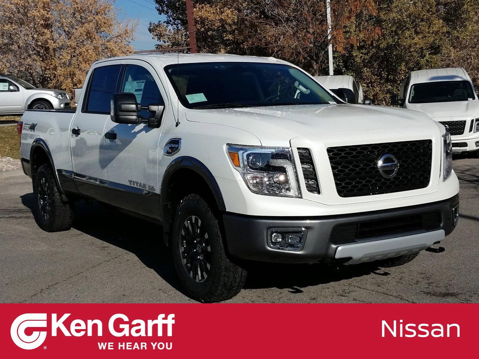 New 2019 Nissan Titan XD PRO-4X