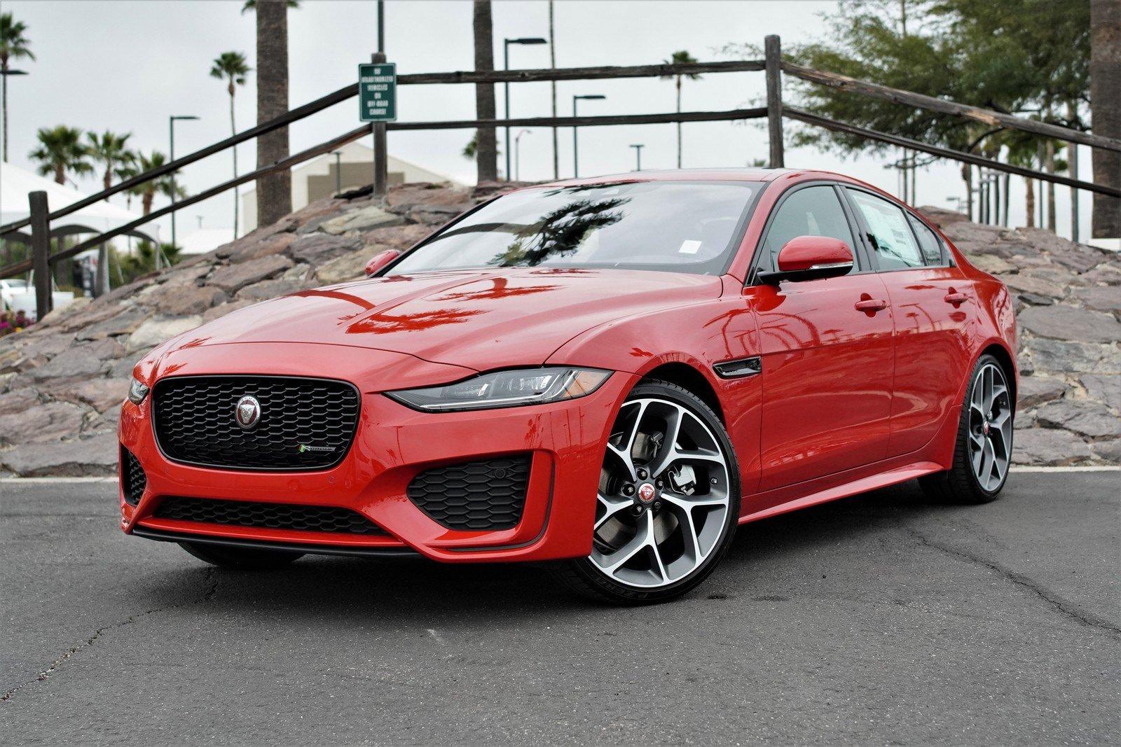 New 2020 Jaguar XE R-Dynamic S