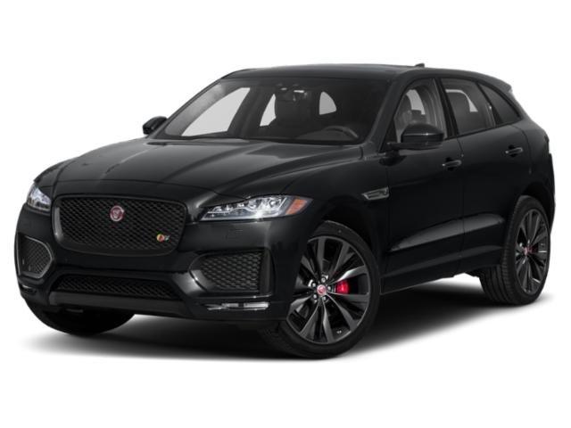 New 2020 Jaguar F-PACE S
