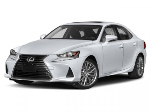 New 2019 Lexus IS