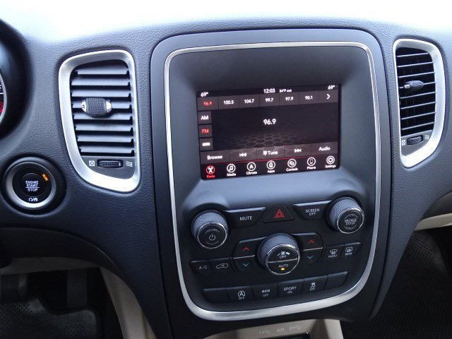 Certified Pre-Owned 2019 Dodge Durango SXT