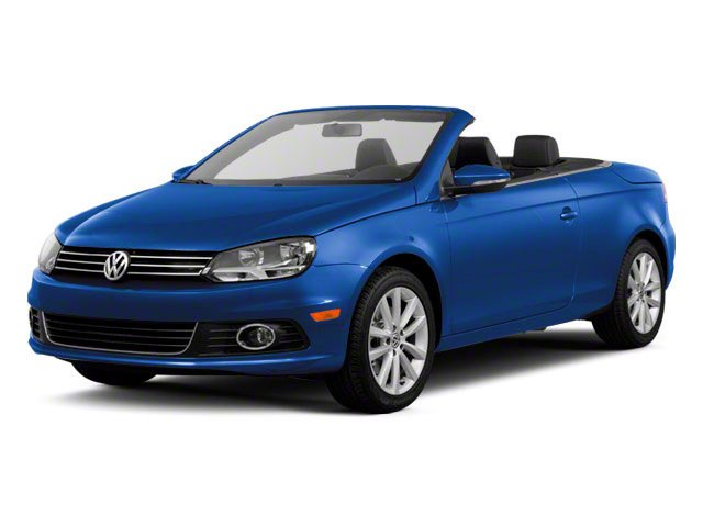 Pre-Owned 2013 Volkswagen Eos Sport
