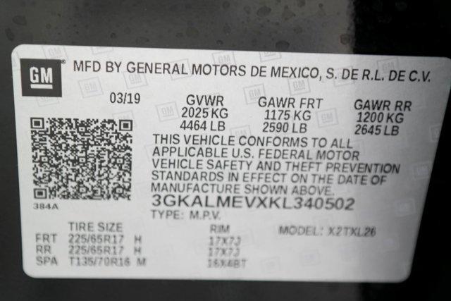 New 2019 GMC Terrain SLE