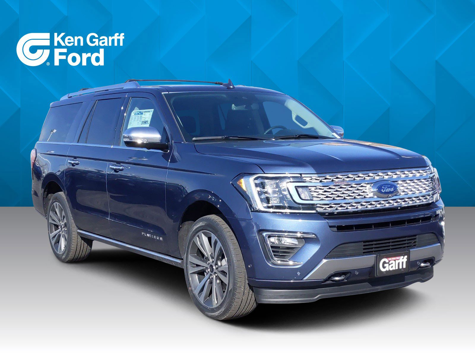 New 2020 Ford Expedition Max Platinum Sport Utility Lea28832 Ken Garff Automotive Group