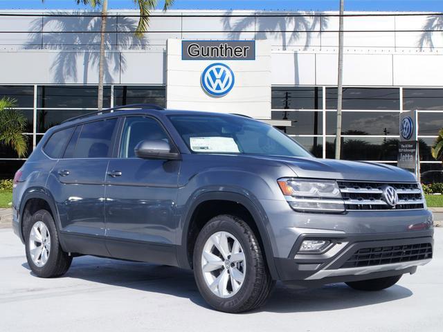 New 2020 Volkswagen Atlas 2.0T SE