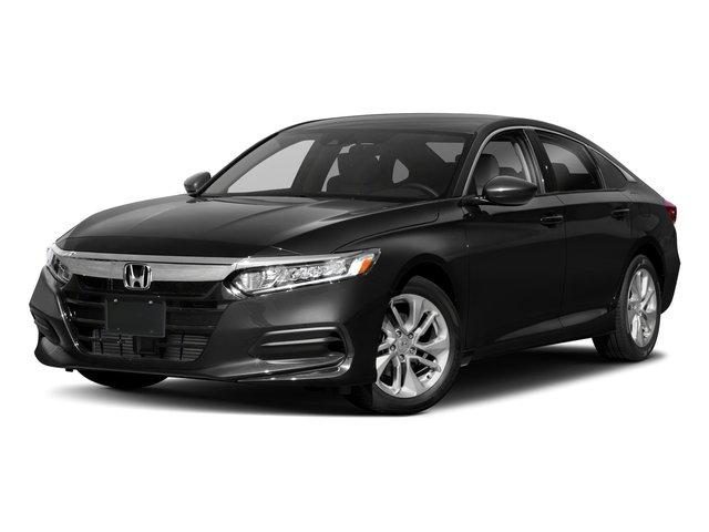 New 2018 Honda Accord Sedan LX 1.5T