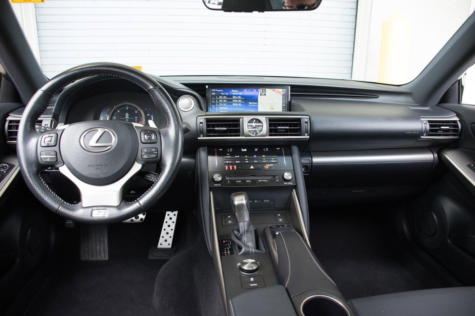 Pre-Owned 2017 Lexus IS IS 300 F Sport AWD