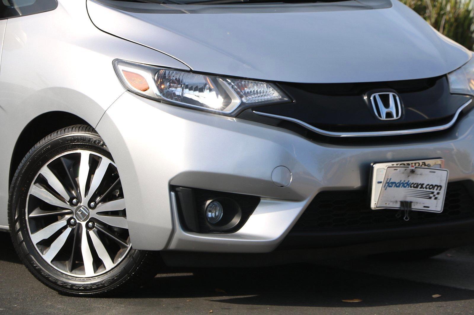 Pre-Owned 2016 Honda Fit EX