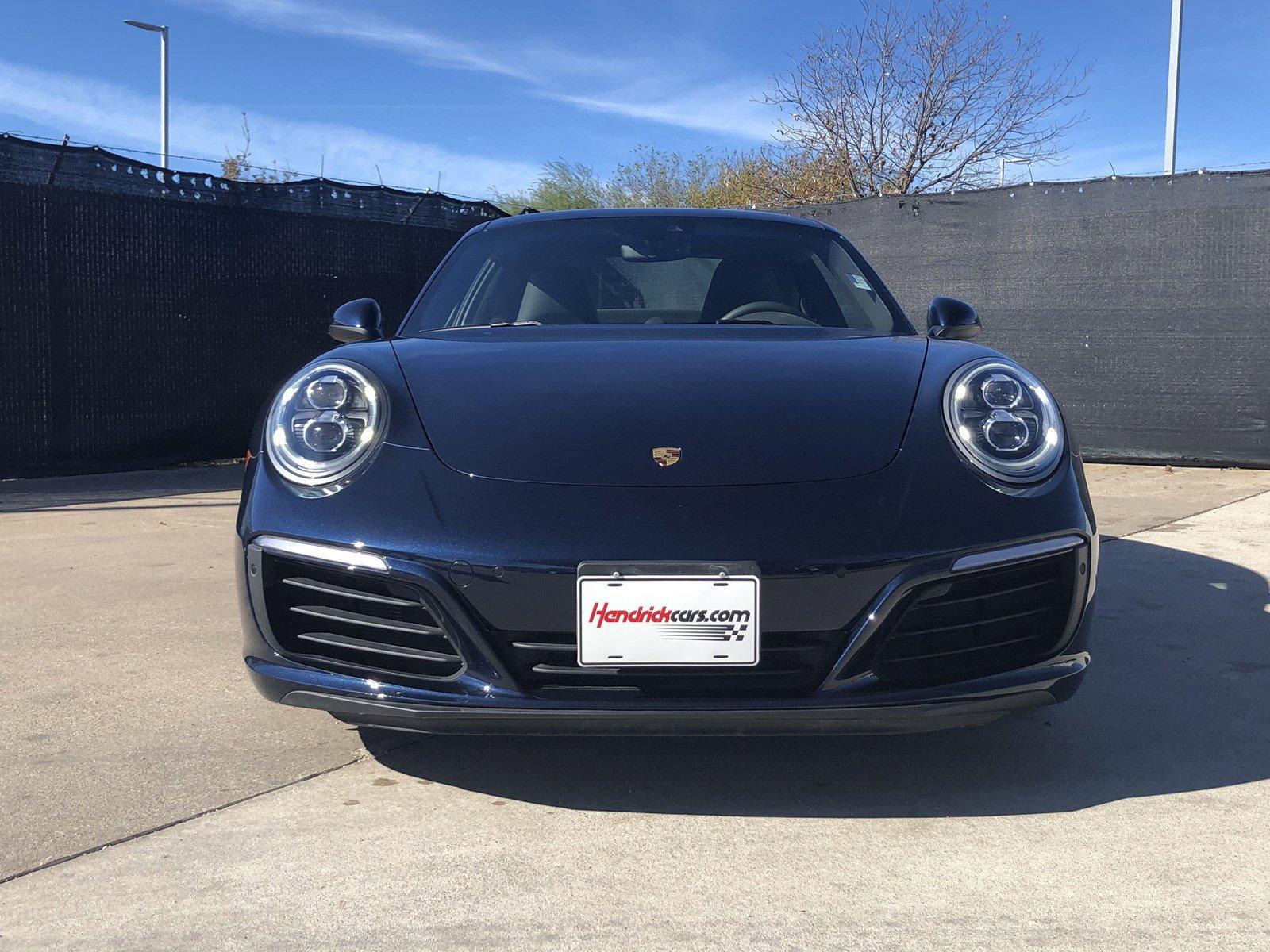 Pre Owned 2019 Porsche 911 Carrera