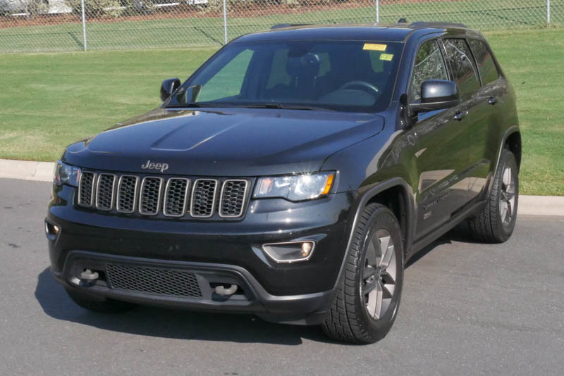 Jeep Grand Cherokee 75Th Anniversary >> Pre Owned 2016 Jeep Grand Cherokee 75th Anniversary