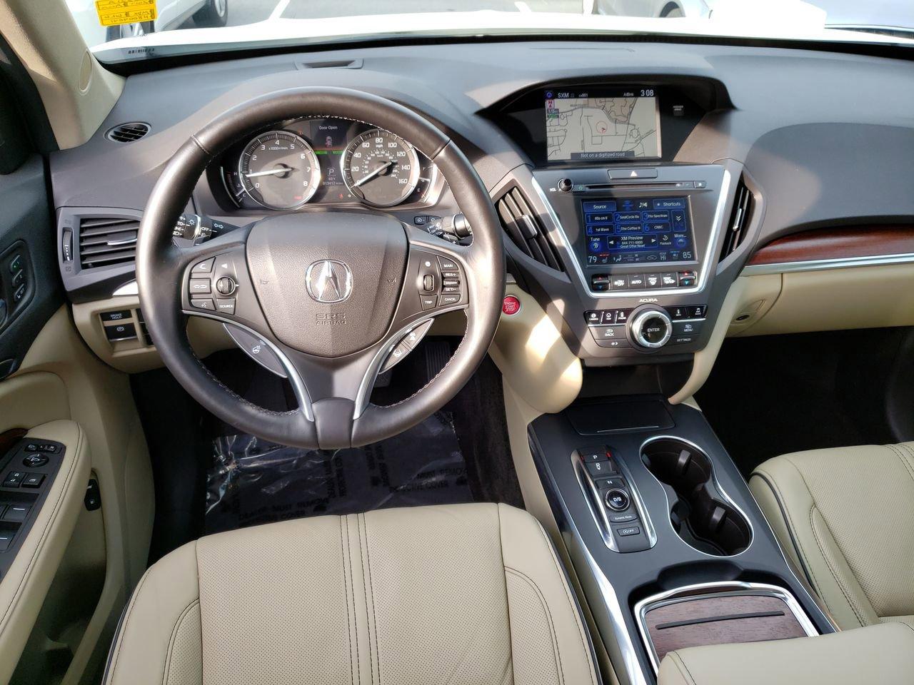 Pre-Owned 2017 Acura MDX w/Advance Pkg