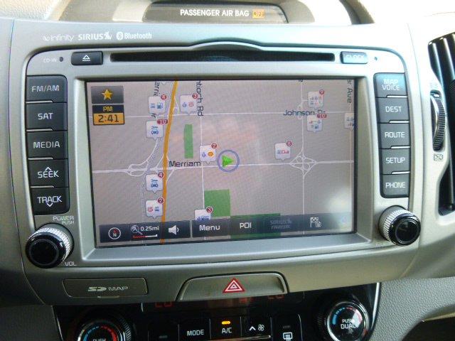 Pre-Owned 2014 Kia Sportage EX