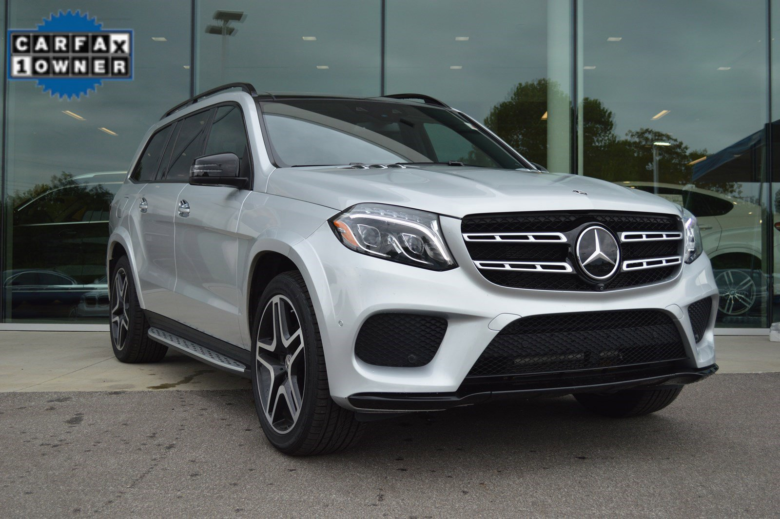 2018 Mercedes Benz Gls Awd 4matic