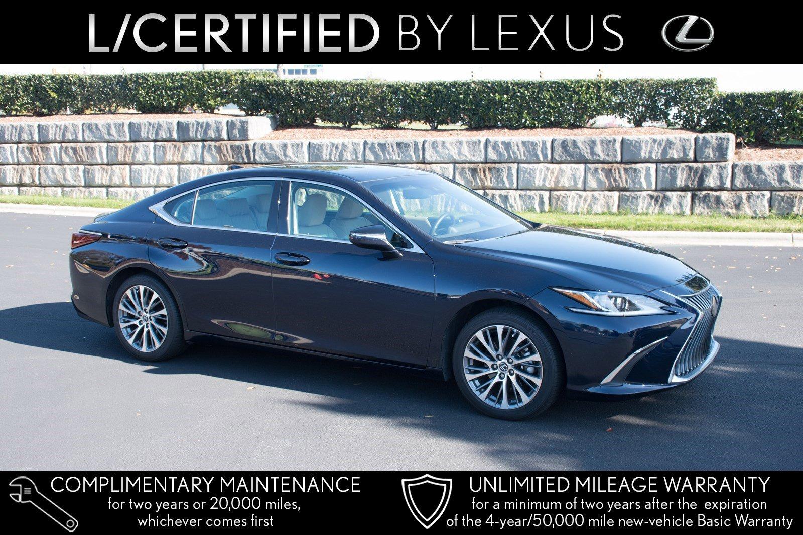 Pre-Owned 2019 Lexus ES ES 350 Premium