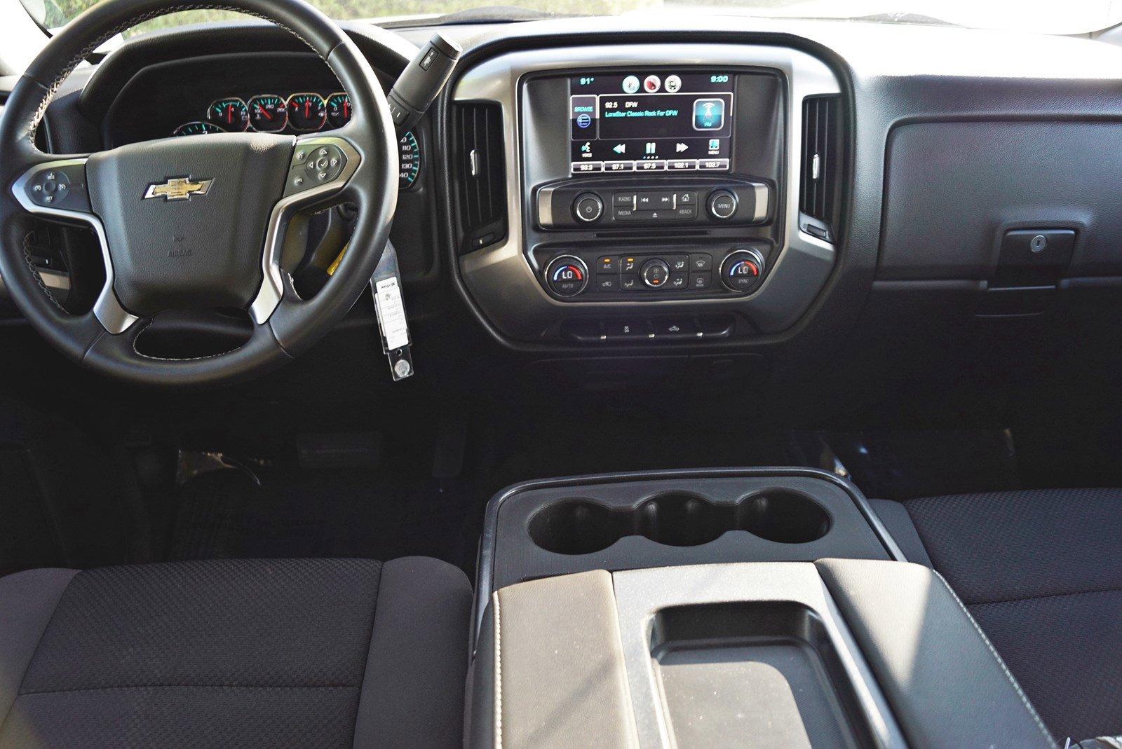 Pre-Owned 2015 Chevrolet Silverado 1500 LT