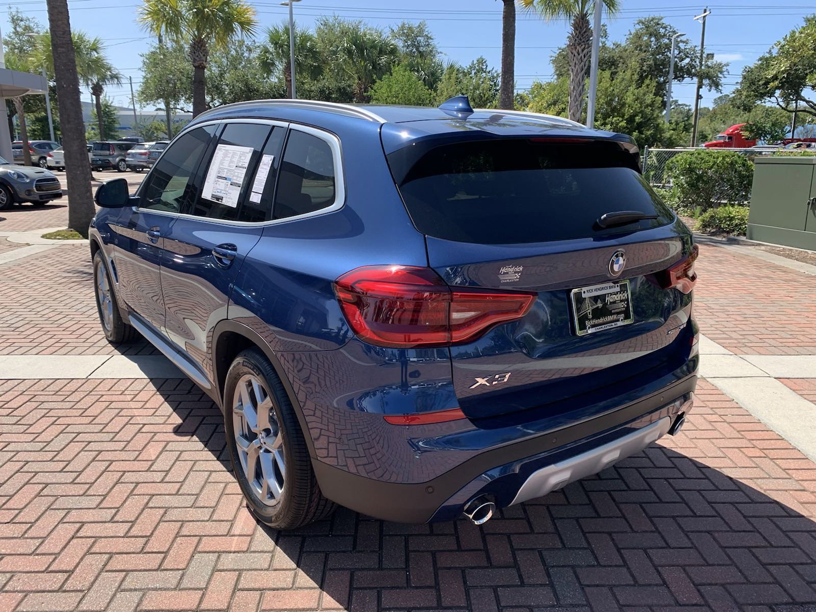 Certified Pre-Owned 2021 BMW X3 sDrive30i