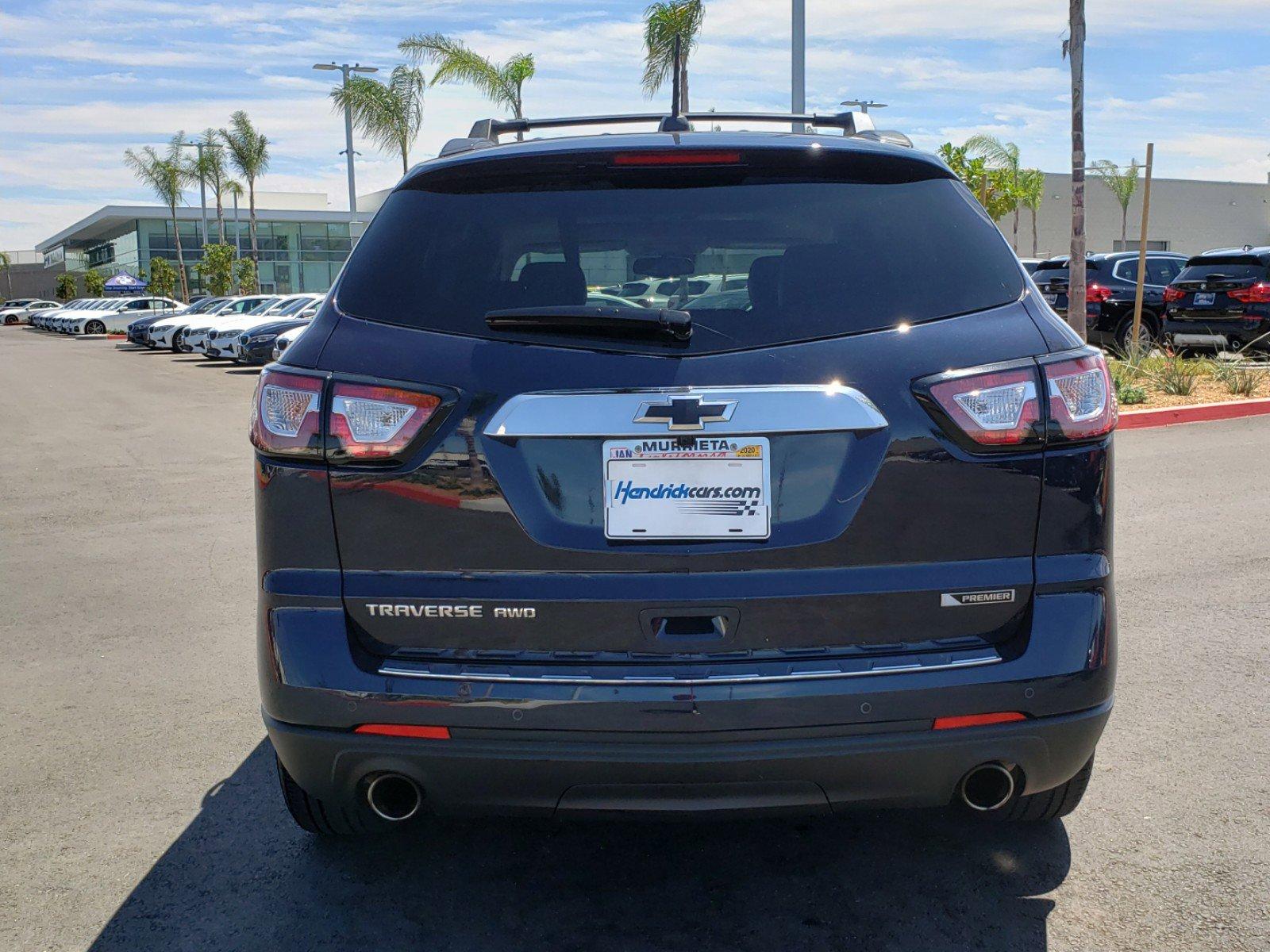 Pre-Owned 2017 Chevrolet Traverse Premier